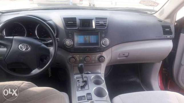 Registered Toyota Highlander - 2008 Oshodi/Isolo - image 5