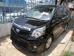 Toyota Noah Vaivematic KCM number 2011 model loaded with good musi