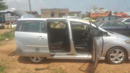 7 seater Mazda 5 for sale. Price is quoted in Ghanaian cedis