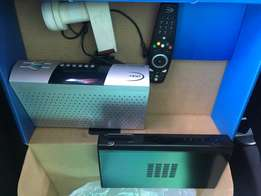 DSTV HD PVR with dual LNB