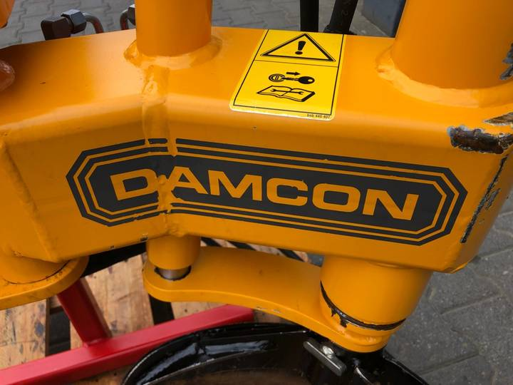 Damcon  KLR-300 ST Kluitenrooier - 2018 - image 14