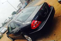 Tokunbo Clean Mercedes Benz E 320