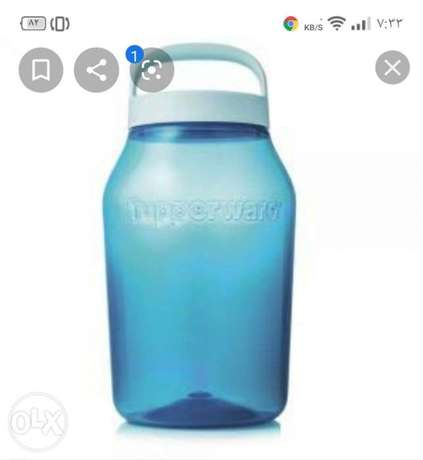 Tupperware universal jar