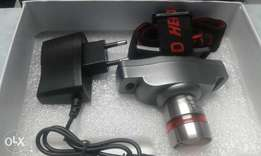 Rechargeable headlamp for sale