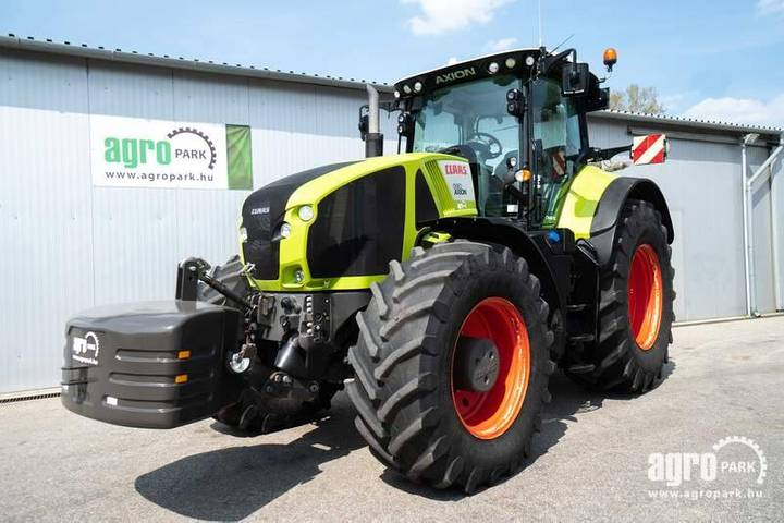 Claas Axion 930 Cebis (3109 Hours) Cmatic Transmission - 2015