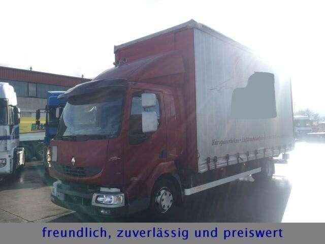 Renault *midlum 220 Dci*pr.pl*edscha *rollenbett*3m Hoch - 2005