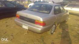 Toyota corolla in excellent condition.
