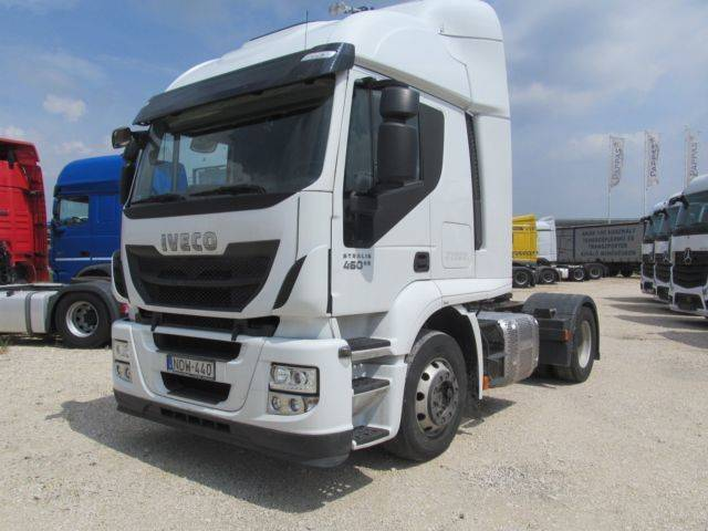 Iveco STRALIS AT 440T/46 PSL - 2015