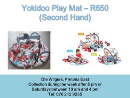 Yokidoo Play Mat - Please call after 5 pm during the week