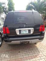 Clean Nigerian used Lincoln Navigator for sale