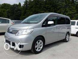 Nissan Serena van 2010 fully loaded, 8 seats, finance terms accepted