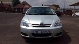 2004 Toyota Runx 1.6 for sale