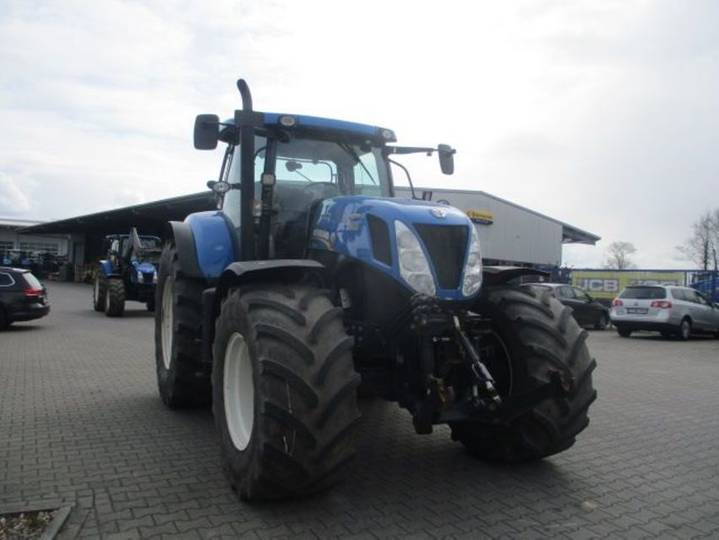 New Holland t7.270 ac - 2012 - image 2