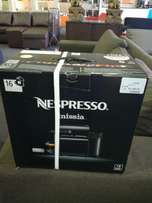 Hi there is Tshepo again selling coffee maker