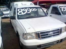 Ford Ranger 2.2 + canopy, 2004 model