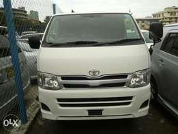 Toyota Hiace auto diesel at discounted price