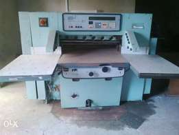 Guillotine (industrial cutting machine) for sale