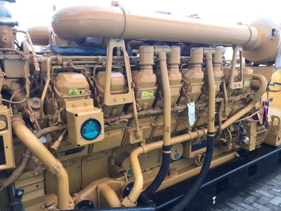 Caterpillar 3516B - 2.250 kVA Generator - DPX-25031 - 2014 - image 9