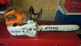 Still chain saw