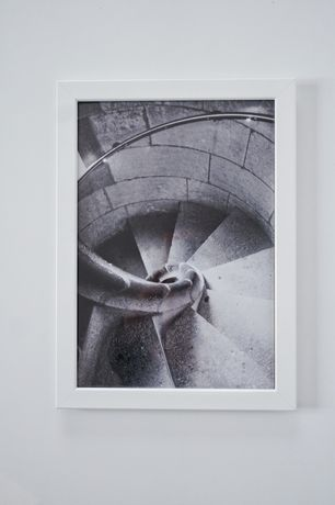 Plakat Zdjęcie Autorskie Ramka Ikea 20x30cm Schody