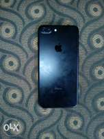 iPhone 7 plus jack black 32GB for sell