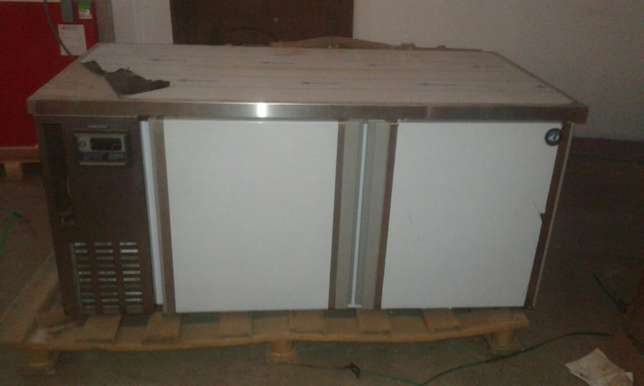 New Stainless steel Under counter Refrigerator Industrial Area - image 1