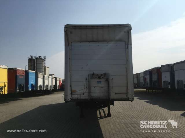 Schmitz Cargobull Curtainsider Standard Side door both sides - 2007 - image 3
