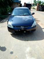 Super clean Honda Accord for sale - Leather seat