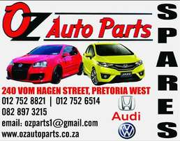The Oz Auto Parts store stocks used Volkswagen spares