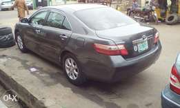 Musel Camry 2008 with genuine custom papers AC perfect buy and use