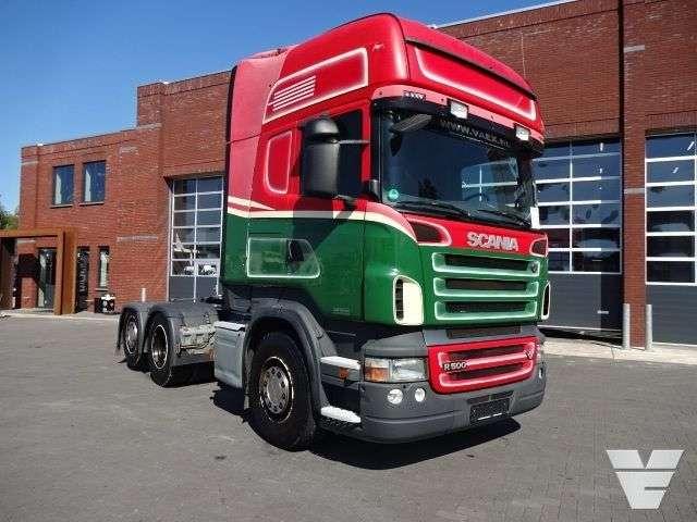 Scania R500 La6x2mnb Pto-tipperhydraulic - 2009