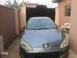 Peugeot 407 ac/manual for quick sale
