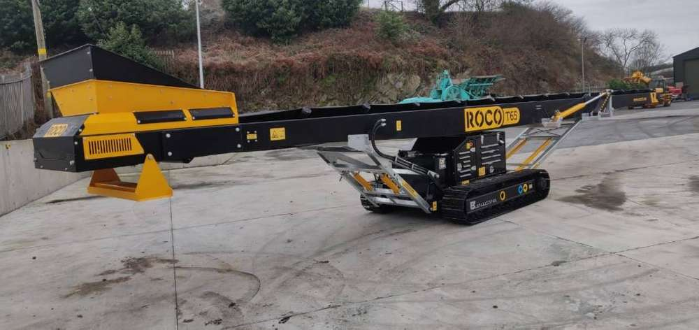 Roco T65 Tracked Stacker - 2019 - image 8
