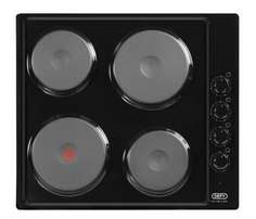 Defy Slimline set built in oven and solid plate top with defy hood