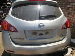 Stripping for Spares NISSAN MURANO 2010