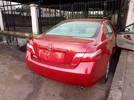 Newly arrived Toyota Camry (2008)