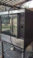 Chicken griller TG330 Model with trolley
