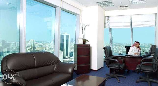 Riyadh, Jeddah, Dammam - Best Furnished Office