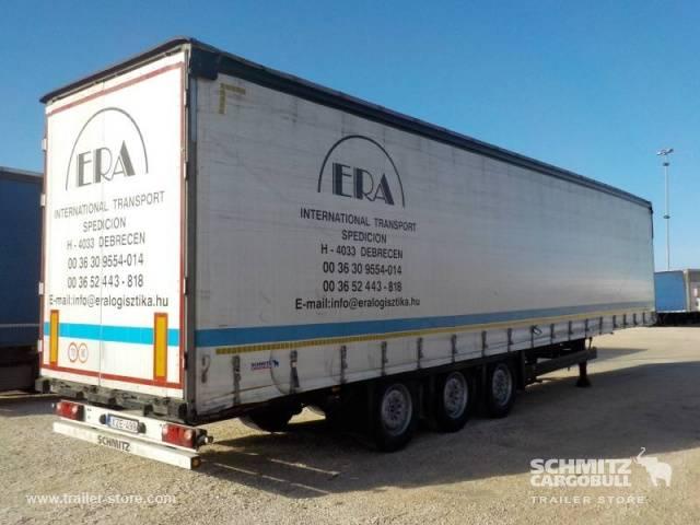 Schmitz Cargobull Tolóponyva Mega - 2013 - image 5