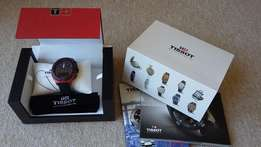 Watch Tissot T-Race Touch Aluminium Limited Edition