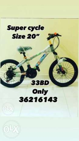 """New arrival brand New Super cycle size 20"""" and 24"""" both available"""