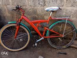 Used and well maintained mountain bike