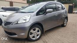 Honda fit sports gray in colour clean
