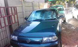 A Opel Astra 1.6IE 1996