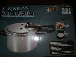 Kinelco Pressure cooker
