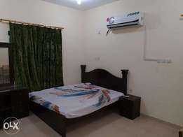 One Bedroom Hall Kitchen Available In Al khor. (1 BHK behind kabayan)