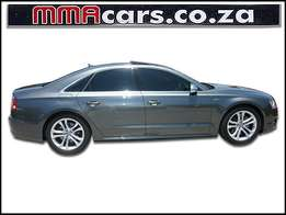 2013 AUDI A8 S8 4.0 TFSI QUATTRO TIPTRONIC fully loaded R899,890.00