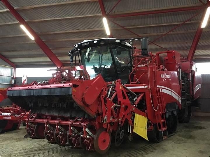 Grimme MAXTRON 620 II - 2013