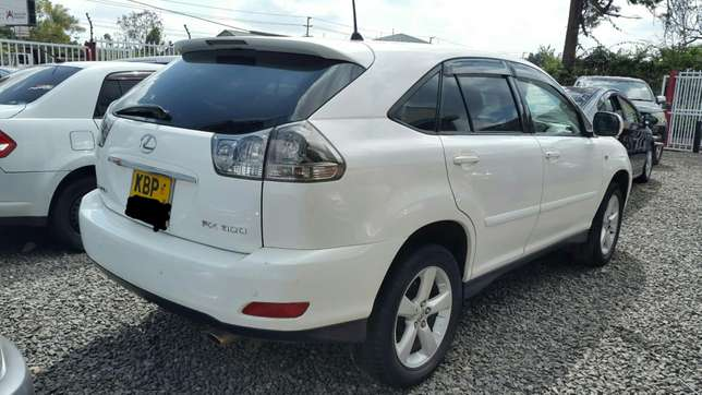 Lexus harrier fully loaded for sale Hurlingham - image 1