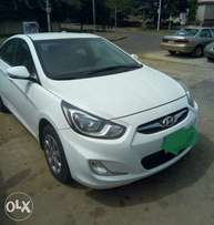 Barely used brand new 2014 Hyundai Accent urgent sale